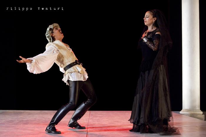 La dodicesima notte, con Mariano Rigillo, foto 19