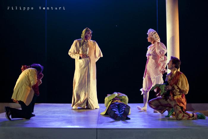 La dodicesima notte, con Mariano Rigillo, foto 24