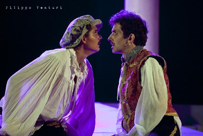 La dodicesima notte, con Mariano Rigillo, foto 25