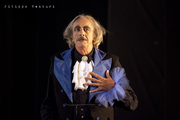 La dodicesima notte, con Mariano Rigillo, foto 27