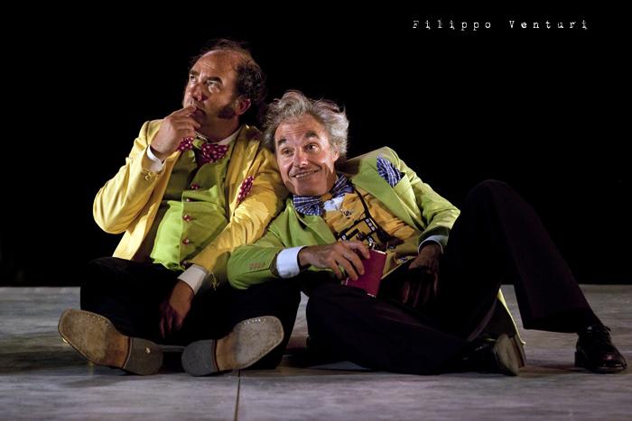 La dodicesima notte, con Mariano Rigillo, foto 29