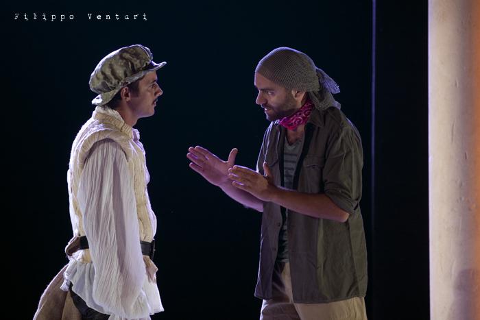 La dodicesima notte, con Mariano Rigillo, foto 32