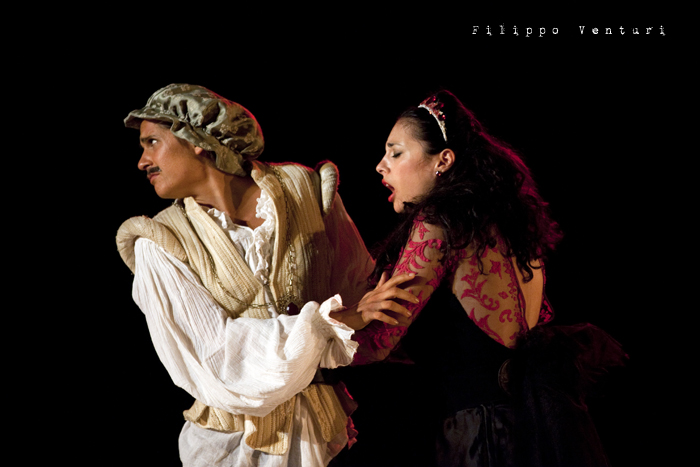 La dodicesima notte, con Mariano Rigillo, foto 40