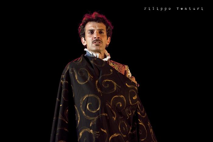 La dodicesima notte, con Mariano Rigillo, foto 46