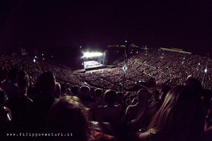 Ennio Morricone, Arena di Verona