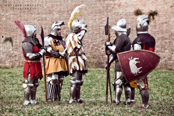 A.D. 1387 - Battaglia di Terra del Sole, foto 22
