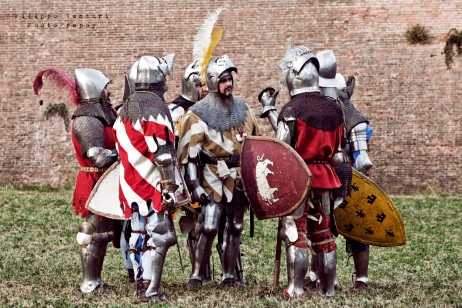 A.D. 1387 - Battaglia di Terra del Sole, foto 23