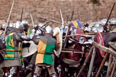 A.D. 1387 - Battaglia di Terra del Sole, foto 27