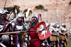A.D. 1387 - Battaglia di Terra del Sole, foto 29