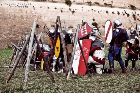 A.D. 1387 - Battaglia di Terra del Sole, foto 31