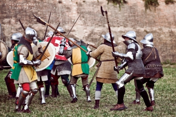 A.D. 1387 - Battaglia di Terra del Sole, foto 33
