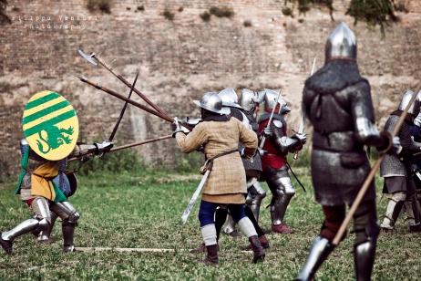 A.D. 1387 - Battaglia di Terra del Sole, foto 34