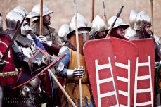 A.D. 1387 - Battaglia di Terra del Sole, foto 38