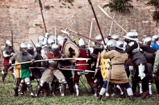 A.D. 1387 - Battaglia di Terra del Sole, foto 39