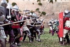 A.D. 1387 - Battaglia di Terra del Sole, foto 41