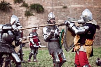 A.D. 1387 - Battaglia di Terra del Sole, foto 44