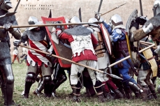 A.D. 1387 - Battaglia di Terra del Sole, foto 49