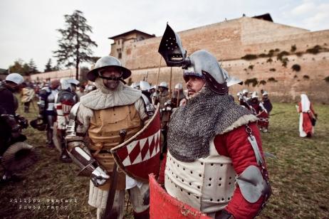 A.D. 1387 - Battaglia di Terra del Sole, foto 56
