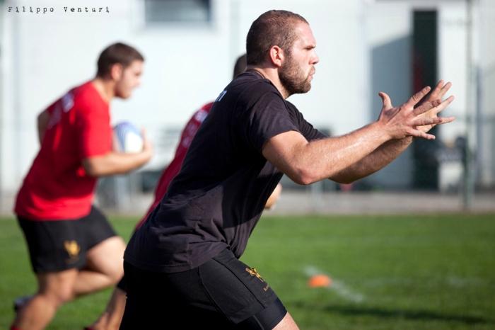 Romagna Rugby - L'Aquila Rugby, foto 6