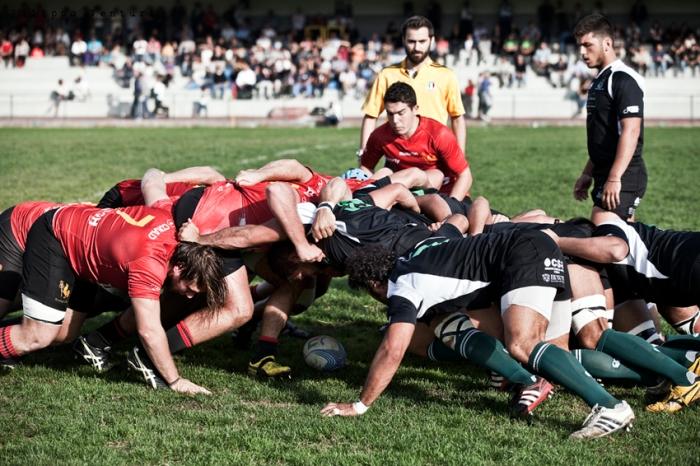 Romagna Rugby - L'Aquila Rugby, foto 9