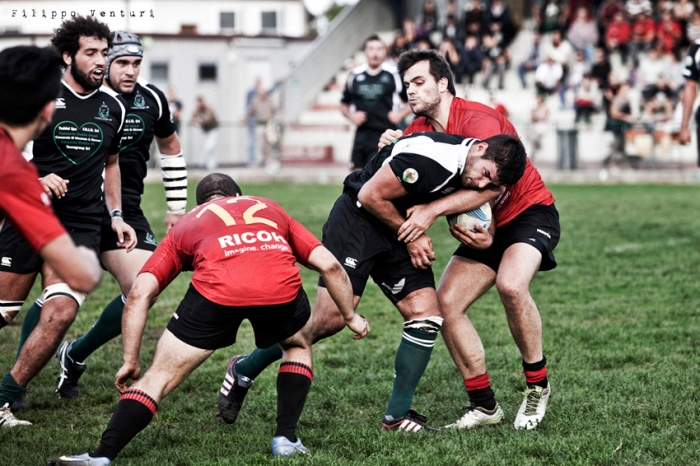 Romagna Rugby - L'Aquila Rugby, foto 31