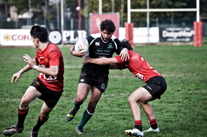 Romagna Rugby - L'Aquila Rugby, foto 33