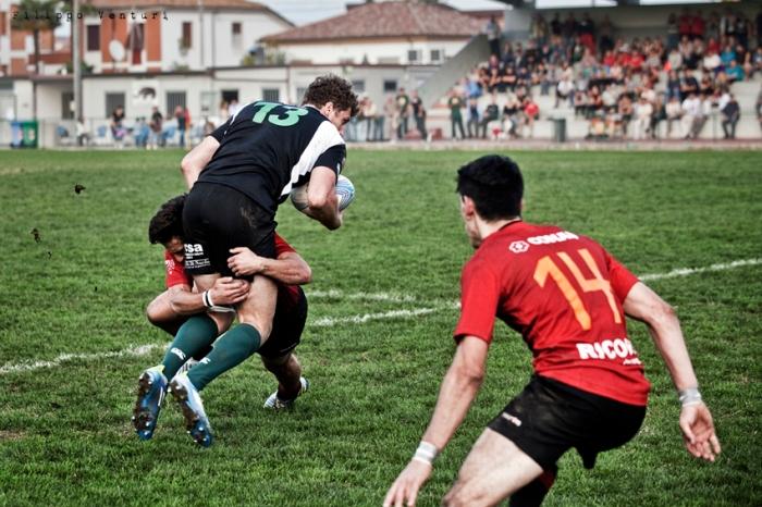 Romagna Rugby - L'Aquila Rugby, foto 34