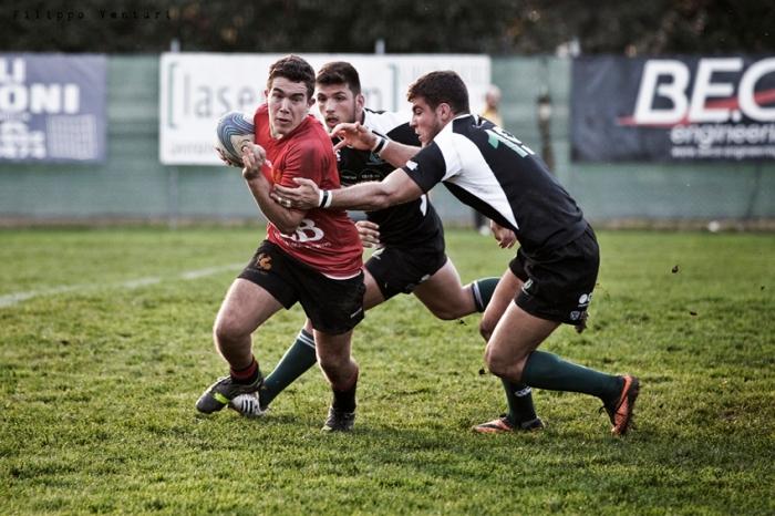 Romagna Rugby - L'Aquila Rugby, foto 39