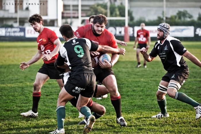 Romagna Rugby - L'Aquila Rugby, foto 46