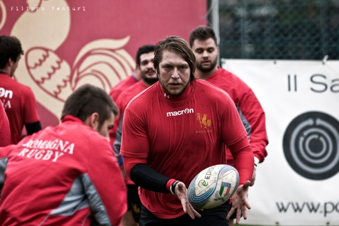 Romagna RFC - CUS Verona Rugby (photo 2)
