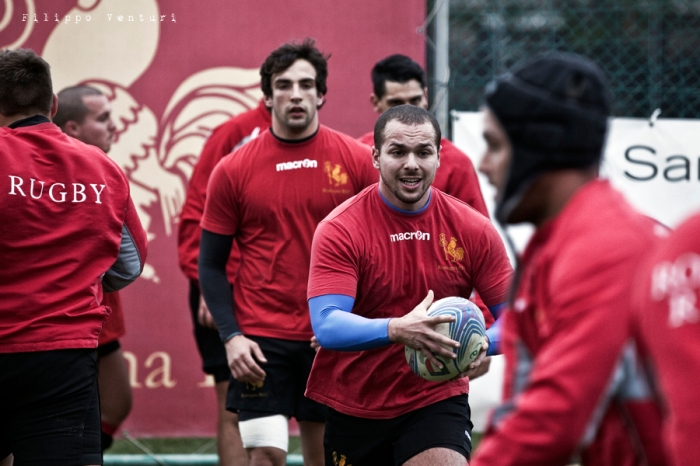 Romagna RFC - CUS Verona Rugby (photo 3)