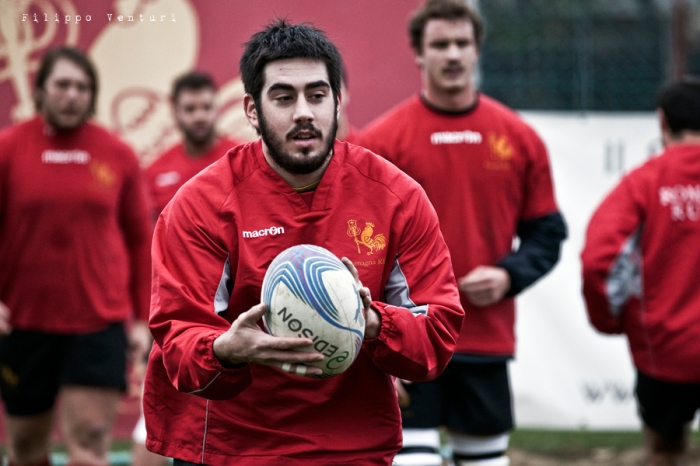 Romagna RFC - CUS Verona Rugby (photo 4)