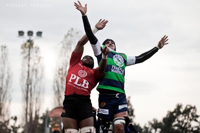 Romagna RFC - CUS Verona Rugby (photo 15)