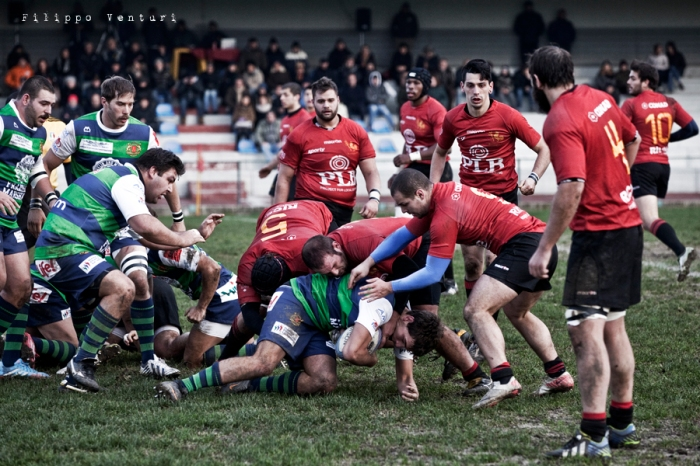 Romagna RFC - CUS Verona Rugby (photo 21)