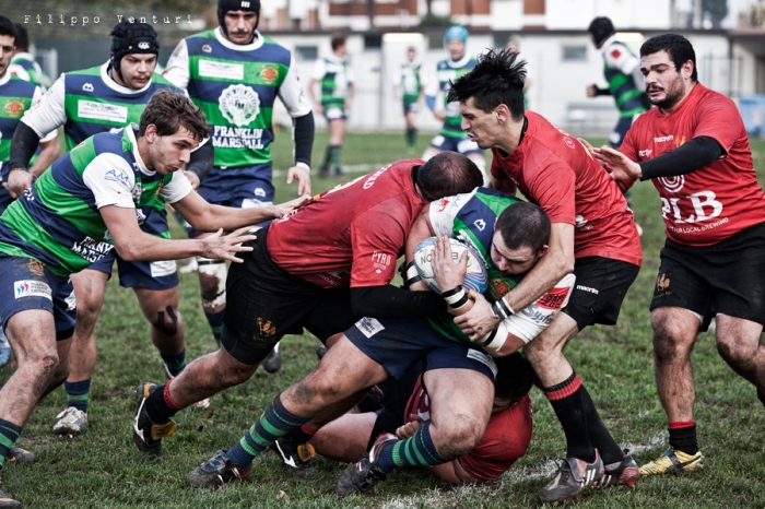 Romagna RFC - CUS Verona Rugby (photo 24)