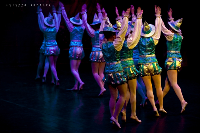 New Classical Ballet of Moscow, Cinderella, photo 2