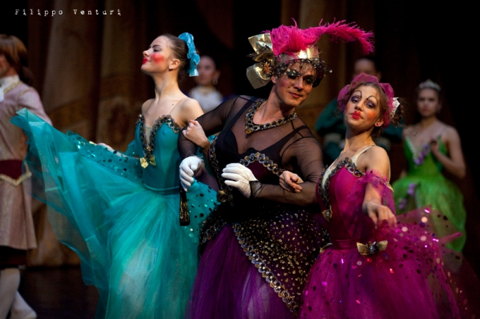 New Classical Ballet of Moscow, Cinderella, photo 15