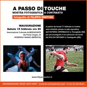 Mostra fotografica di Filippo Venturi, a Brescia