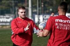 Romagna RFC – Rugby Brescia, foto 2