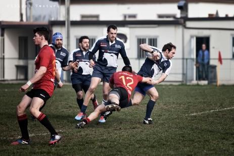 Romagna RFC – Rugby Brescia, foto 9