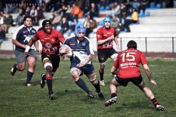 Romagna RFC – Rugby Brescia, foto 11