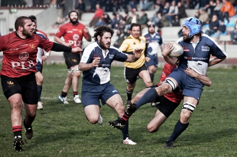 Romagna RFC – Rugby Brescia, foto 12