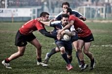 Romagna RFC – Rugby Brescia, foto 15