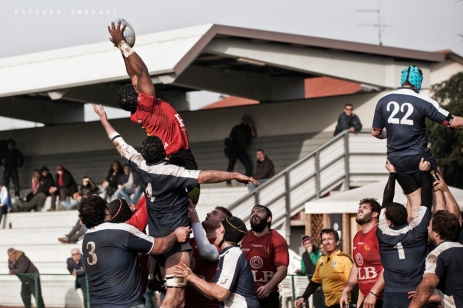Romagna RFC – Rugby Brescia, foto 31