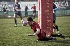 Romagna RFC – Rugby Brescia, foto 35