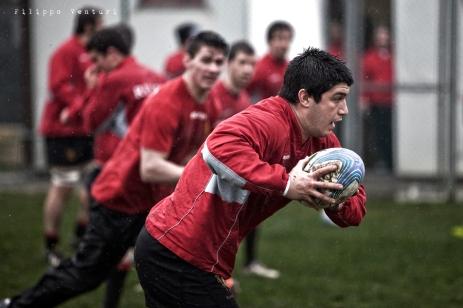 Romagna RFC - Rugby Valpolicella, foto 1