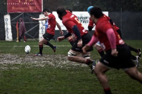 Romagna RFC - Rugby Valpolicella, foto 9