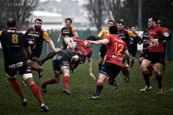 Romagna RFC - Rugby Valpolicella, foto 10