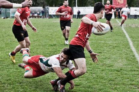 Romagna RFC - Rubano Rugby , foto 45