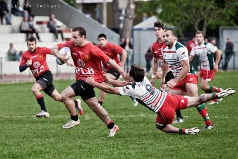 Romagna RFC - Rubano Rugby , foto 51